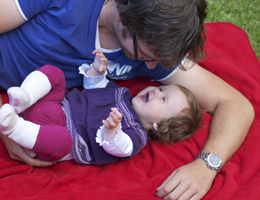Eltern-Baby-Treff